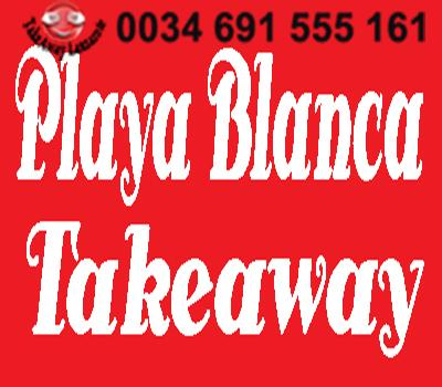 Playa Blanca Takeaway Restaurant with Free Delivery Playa Blanca